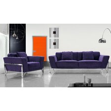 Bandera Loveseat and Chair