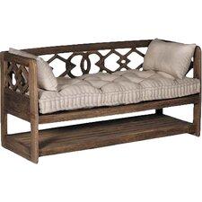 Modena Wood Storage Bench by Gabby