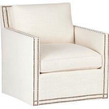 Carter Swivel Armchair by Gabby