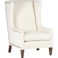 Reagan Wingback Chair by Gabby
