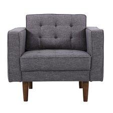 Nietos Mid-Century Modern Armchair by Corrigan Studio