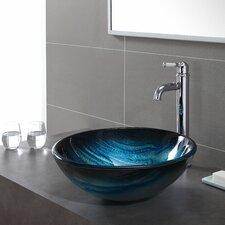 Ladon Glass Vessel Sink