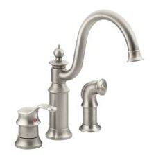 Waterhill Single Handle Kitchen Faucet