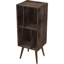 """Artesano 41"""" Accent Shelves Bookcase"""