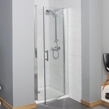185cm H x 80cm W Hinged Shower Door