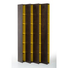 Patterson 83 Accent Shelves Bookcase by Wade Logan