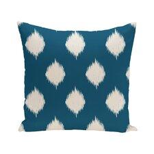 Jaclyn Geometric Print Outdoor Throw Pillow