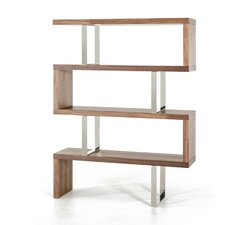 Belafonte 67 Accent Shelves Bookcase by Wade Logan