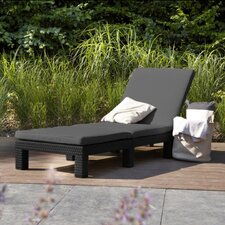 Modena Sun Lounger with Cushion