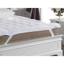 "Original Sleep Company Supremely Soft Box Style 2"" Microfibre Mattress Topper"