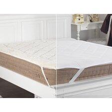 Original Sleep Company Luxury Wool Fleece Reversible Mattress Topper