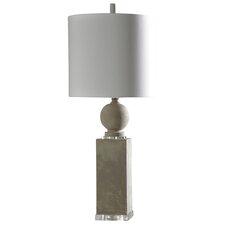"""Sawyer Cast Concrete 38"""" Table Lamp"""