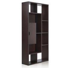 Sunshine Coast Contemporary 72.8 Accent Shelves Bookcase by Brayden Studio