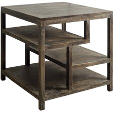 Elmwood End Table by 17 Stories
