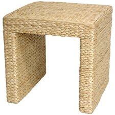 Horsetail End Table by Bay Isle Home