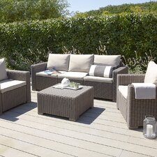 California 5 Seater Sofa Set with Cushions
