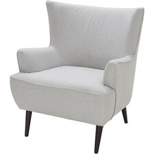 George Wing back Chair by Kuka Home