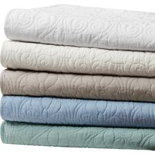 Hudson Oversized Quilted Throw