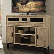 Soho 48 Deluxe TV Stand with Built-In Surround Sound by Turnkey Products LLC