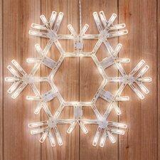 LED Folding Snowflake