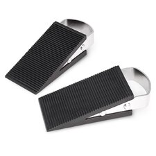 Stainless Steel Door Wedge (Set of 2)