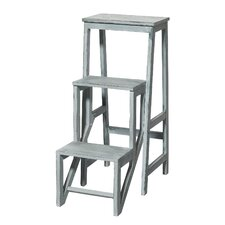 0.81m Wood Step Ladder