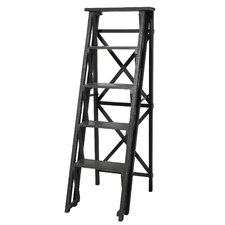 1.5m Wood Step Ladder