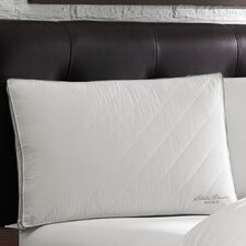 Quilted Jumbo Polyfill Standard Pillow (Set of 2)