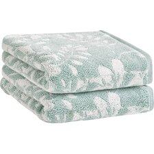 Floral Block Hand Towel