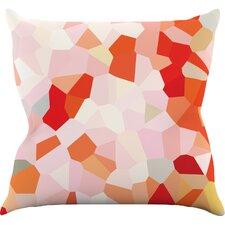 Oooh La La by Iris Lehnhardt Pixel Throw Pillow
