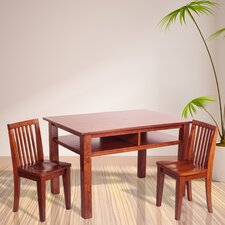 Athena Newton Kids Table and Chair Set by AFG Baby Furniture