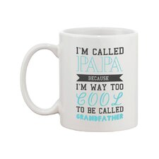 Grandpa To Be Coffee Mug