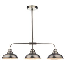 Dynamo 3 Light Kitchen Island Pendant