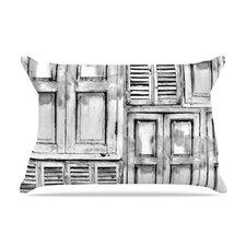 Snap Studio 'Close The Door' Pillow Case