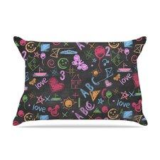 Snap Studio 'Kindergarden Crazy' Rainbow Pillow Case