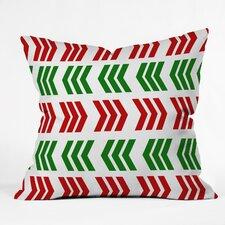 Zig Zag Indoor/Outdoor Throw Pillow
