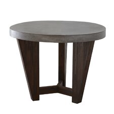 Chalet Stone End Table by Native Trails, Inc.