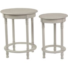 2 Piece Nesting Tables By Lamps Per Se