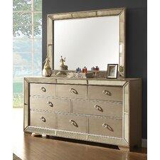 Geier 8 Drawer Dresser with Mirror by House of Hampton®