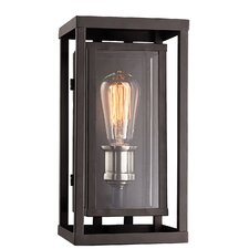 Eddleman 1-Light Outdoor Flush mount