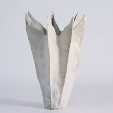 Ivory Porcelain Table Vase