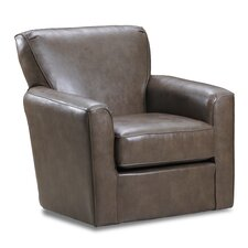Simmons Upholstery Alice Swivel Barrel Chair by Darby Home Co