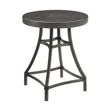 Jonah Round End Table by 17 Stories