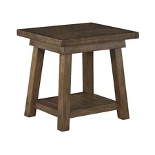Desjardins End Table by Laurel Foundry Modern Farmhouse