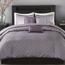 6 Piece Duvet Cover Set