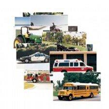 Vehicles Poster Set