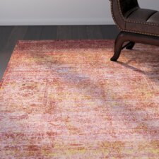 Brown/Orange/Pink Area Rug