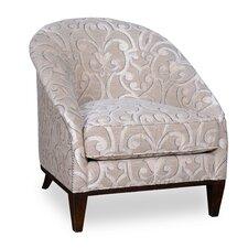Druzy Barrel Chair by House of Hampton