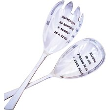 2-Piece Salad Server Set