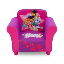 Nick Jr. PAW Patrol Skye and Everest Armchair by Delta Children